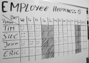 EmployeeHappiness
